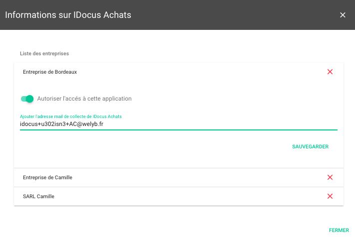Idocus Achats